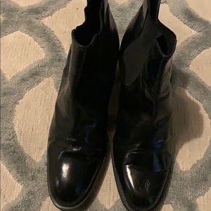 Calvin Klein boots size 11 black